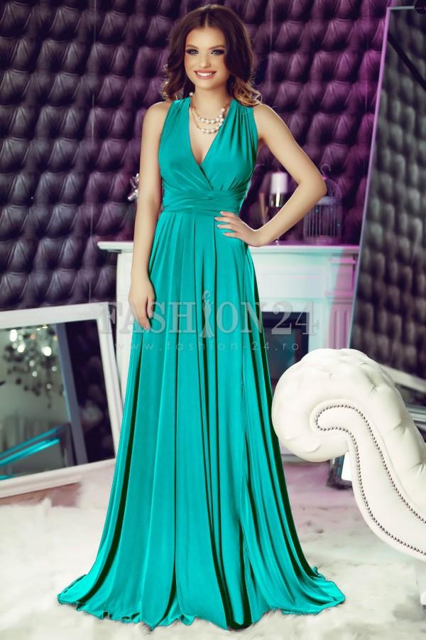 Rochie Turquoise Versatile