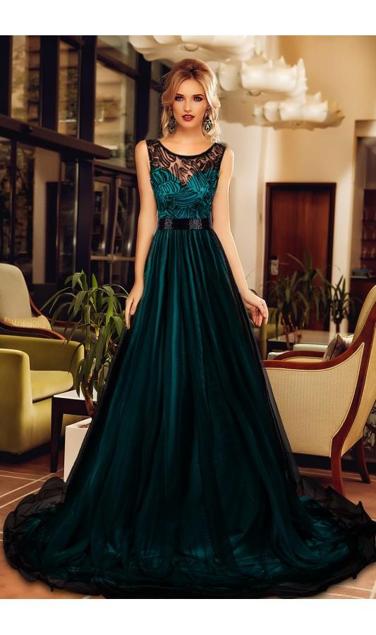 Rochie Turquoise Queen