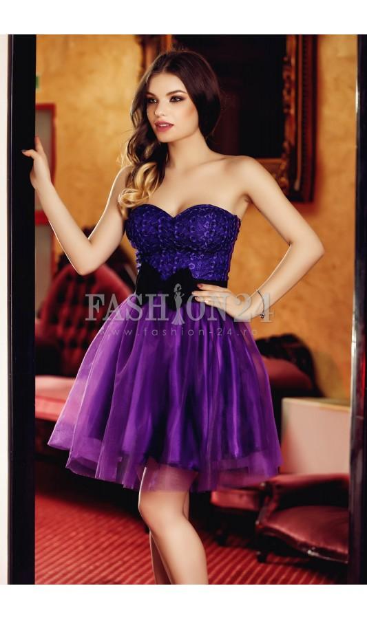 Rochie Purple Seduction