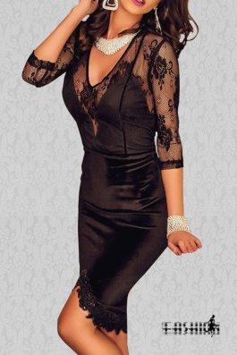 Rochie CelebrityVelvet Lacy