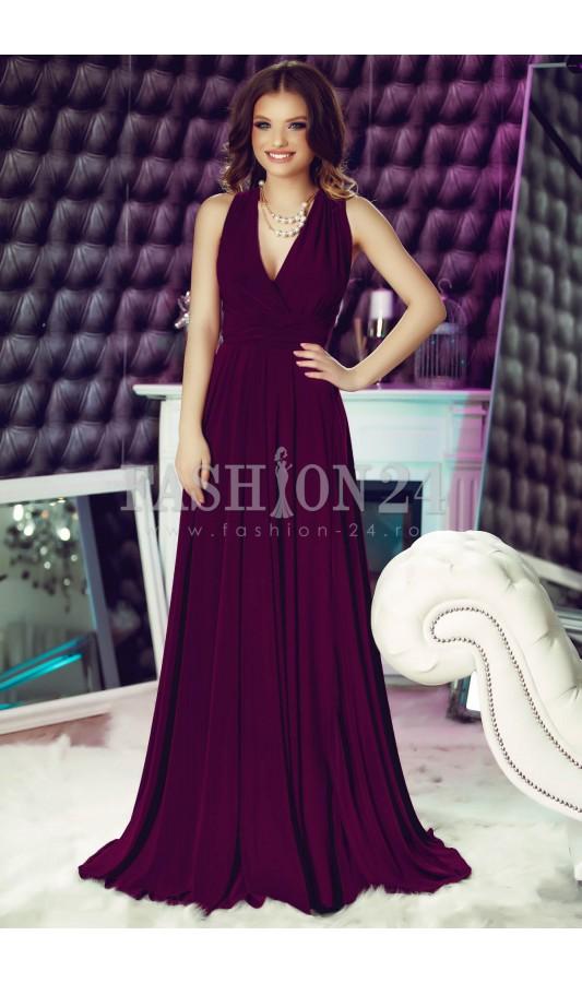 Rochie Like Purple Versatile