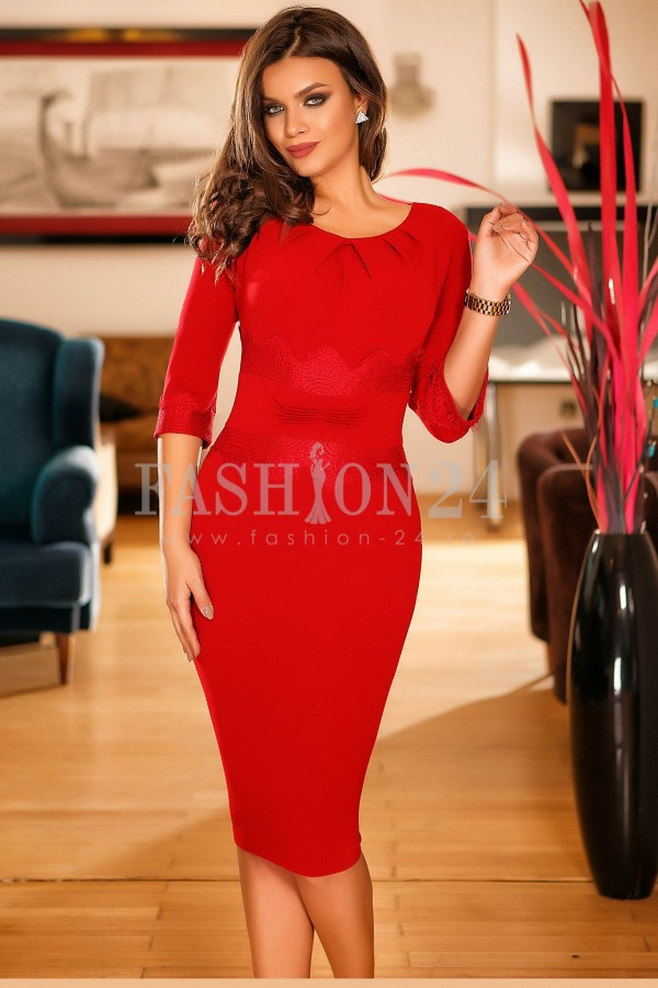 Rochie Red Freedom New