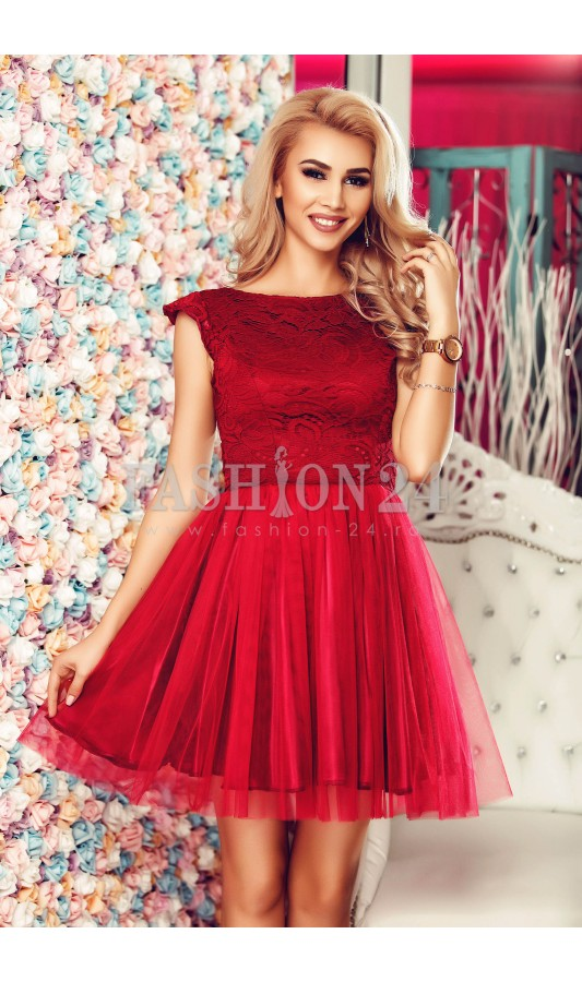 Rochie Burgundy Affection