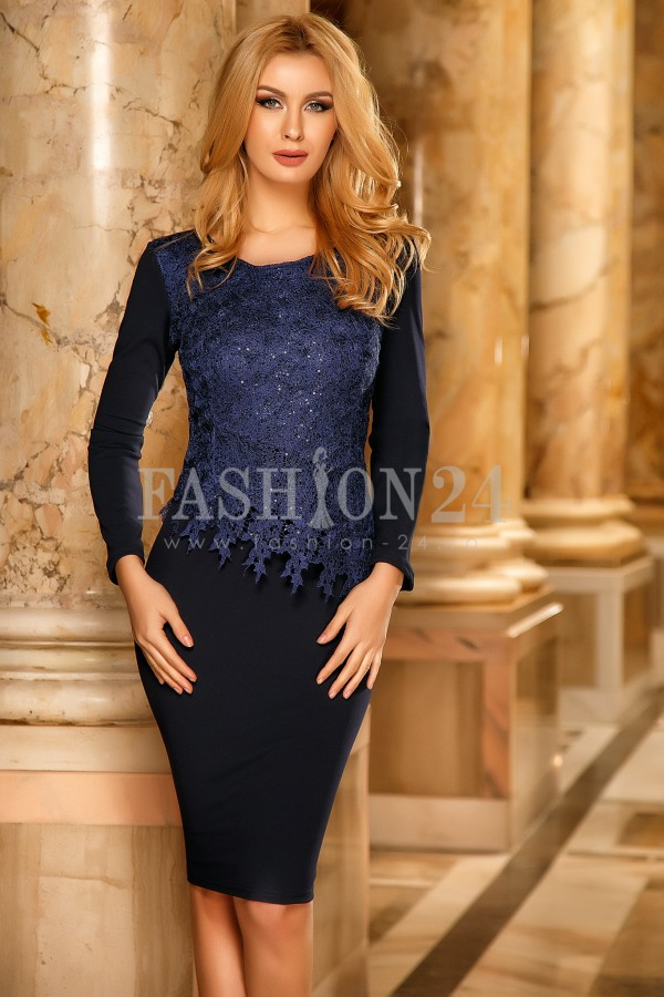 Rochie Kailey Navy