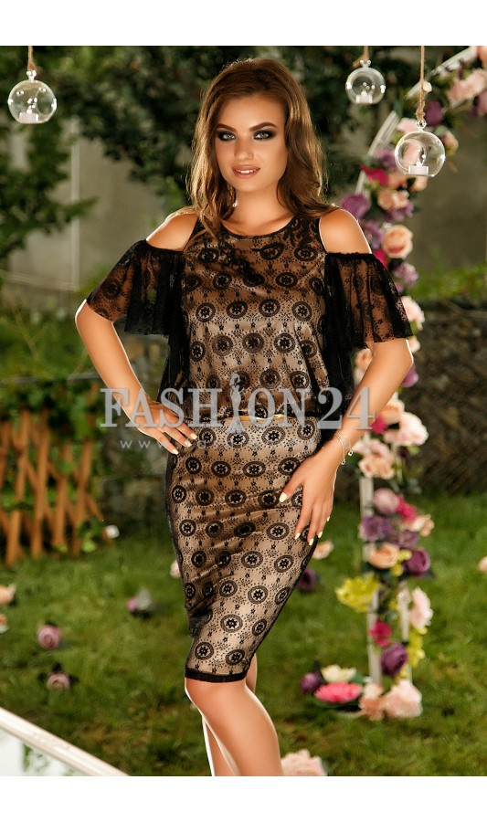 Rochie Black Accuracy New