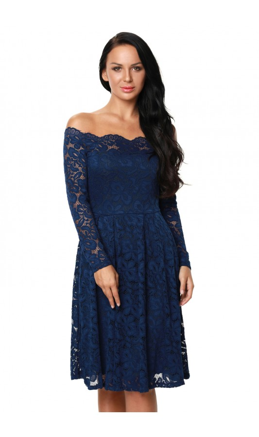 Rochie Navy Appearance