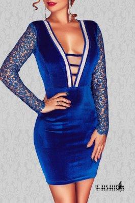 Rochie NaturalCharm Blue