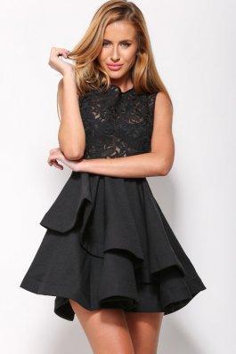 Rochie LacyPrincess Black