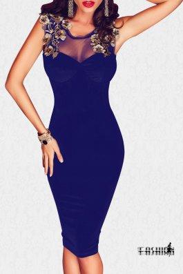 Rochie LuxuriousNight Blue
